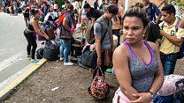 بحران مهاجران ونزوئلایی در پرو
