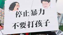 《逃犯条例》修订:为下一代勇敢发声的香港妈妈