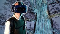 When 80-year-old Ted tried virtual reality