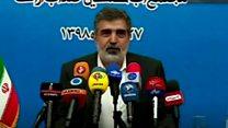 Iran threatens to breach further enrichment limits