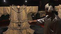 မြန်မာပြည်ရဲ့ ပထမဆုံး ရှေးဟောင်းဝတ်စုံပြပွဲ