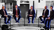 Tory leader debate: 5 candidates, 5 things