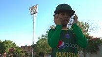 چھ سالہ کرکٹر میرب شیخ کی کہانی