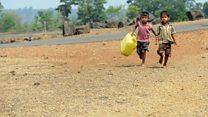 दुष्काळ : महाराष्ट्रातल्या धरणांमधला पाणीसाठा जवळपास संपुष्टात