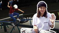 """""""На Олимпиаду очень хочется"""": Ксения Маричева о том, каково быть скейтбордисткой"""