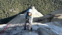 'I want to climb El Capitan again - with my younger brother'