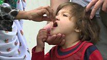 نگرانی از بازگشت دوباره فلج اطفال به پاکستان