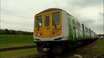 قطاری که با هیدروژن کار میکند؛ وداع با دیزلیها؟