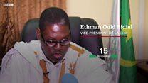 """En Mauritanie, """"nous sommes prêts"""" pour l'organisation du vote, assure la CENI"""