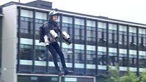 英国新品:让您做真英雄的真飞行服
