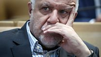 وزارت نفت ایران زیر منگنه فشار: چالش زنگنه با مخالفانش