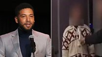 Police release Jussie Smollett noose video