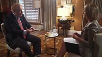 BBC Exclusive: Boris Johnson interview