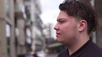 From a life of knife crime to 'making legit money'