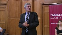 Brown: Conservatives have 'hijacked patriotism'