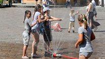 اروپا در انتظار موج گرما