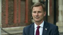 Hunt: I really believe I could get a new deal