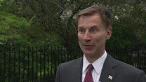 Hunt: I will cancel student debt for entrepreneurs