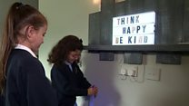 Cocoon room encourages pupils to open up