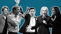The biggest moments in Democratic debate