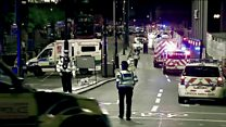 London Bridge attack: The bus driver who tried to help