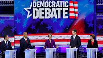 The first 2020 Democratic debate