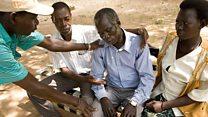 Uganda, ingene imiti ya malariya inyuruzwa abantu bariko barapfa