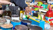 Food banks - how easy is it to access help?