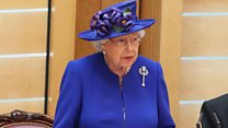 Queen says Holyrood 'must be a place to listen'