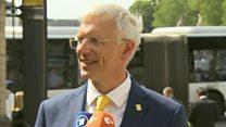 Latvia urges good balance in EU top jobs