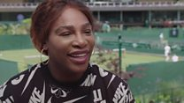 Williams 'in a good place' ahead of Wimbledon