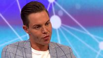 Towie star: People wish cancer on me as I'm gay