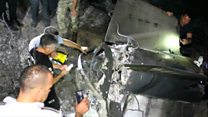 Cyprus hit by 'errant missile fired from Syria'