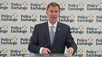 Hunt: 'No implementation period without a deal'