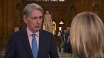 Hammond: Candidates' promises 'exceed fiscal headroom'