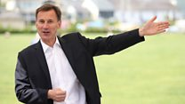 Just who is Jeremy Hunt?