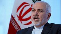 Iran FM: Next step will be enriching beyond 3.67%