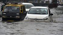 Deadly floods bring Mumbai to standstill