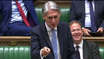 Hammond thanks McDonnell for 'red book'