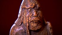 'Lost' chess piece sells for £735,000