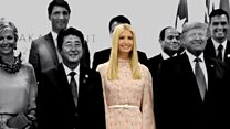 What exactly is the role of Ivanka Trump?