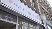 London's LGBTQ+ bookshop that's 'like family'