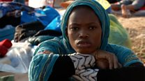 Dozens dead after Libya migrant centre attack