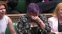 Tearful MP on campaign to pay for child funerals