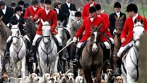 Jeremy Hunt promises vote on fox hunting
