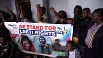 What are the LGBT laws in Africa?