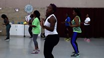 'I left my job to pursue my dance dream'