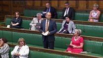 Labour MP recalls father's suicide after cancer diagnosis