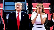 Trump leads Salute to America celebration