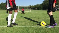 'I feel like it will help more women get into football'